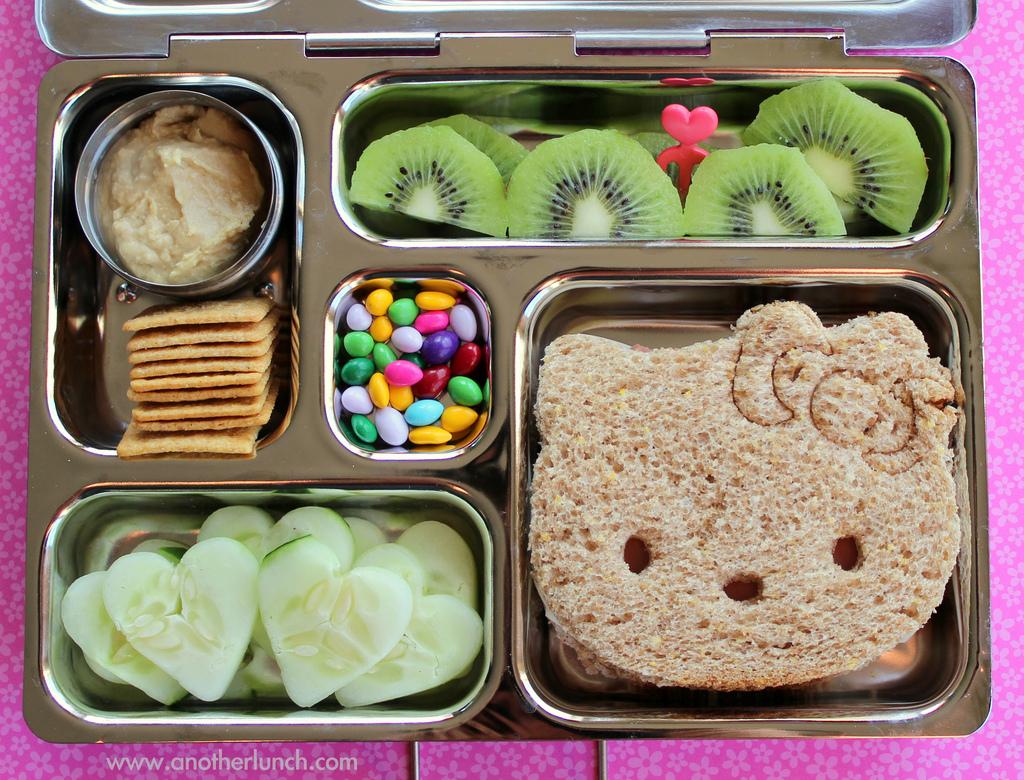 Lær dine børn hvor maden kommer fra