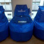 Sækkestole i børneværelset