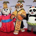 Afslapning med filmen Kung Fu Panda
