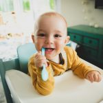 Hvornår skal du have en højstol til dit barn?